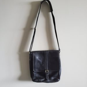 Vintage Cole Haan | Crossbody Messenger Satchel